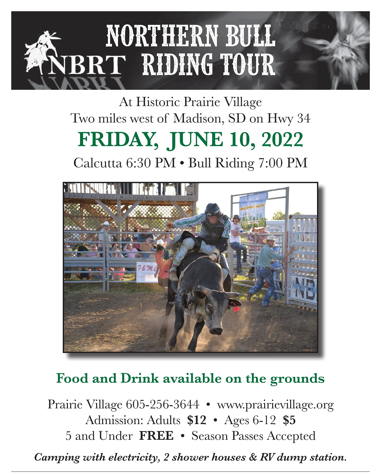 Northern Bull Riding Tour