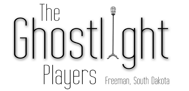 Ghostlight Players logo