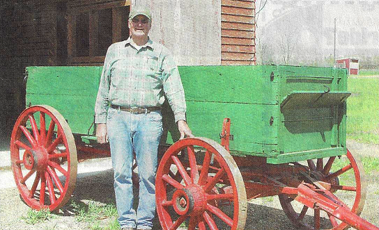 grain wagon