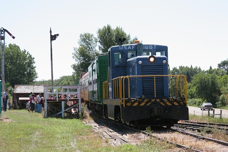 #1687 at Prairie Village Jamboree 2008