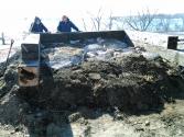 03/28/15 Work on new coal ramp