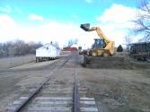 03/28/15 Checking coal ramp