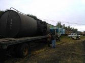 09/18/15 Tank roll over