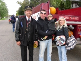 10/03/15 10AM Parade before pumpkin train