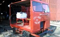03/13/15 A3 Rail car setup for weed spraying