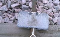 04/25/15 Tamping tool broken