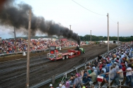 Tractor pull 2013