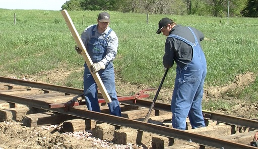 Prairie Village Getting Back on Track