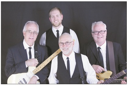 Beatles tribute band returns to Prairie Village grounds